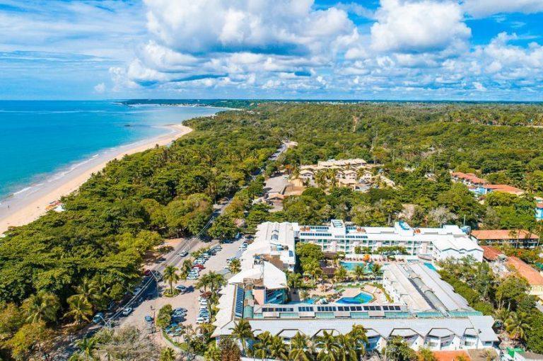 Portal Beach Hotel rede soberano hotel em porto seguro 31