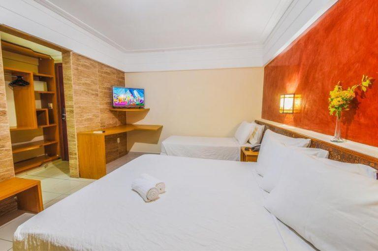 Portal Beach Hotel rede soberano hotel em porto seguro 5
