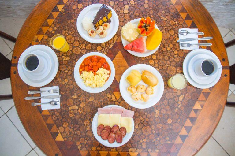 gastronomia portal beach hotel porto seguro 12