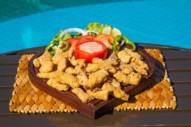 gastronomia portal beach hotel porto seguro 5