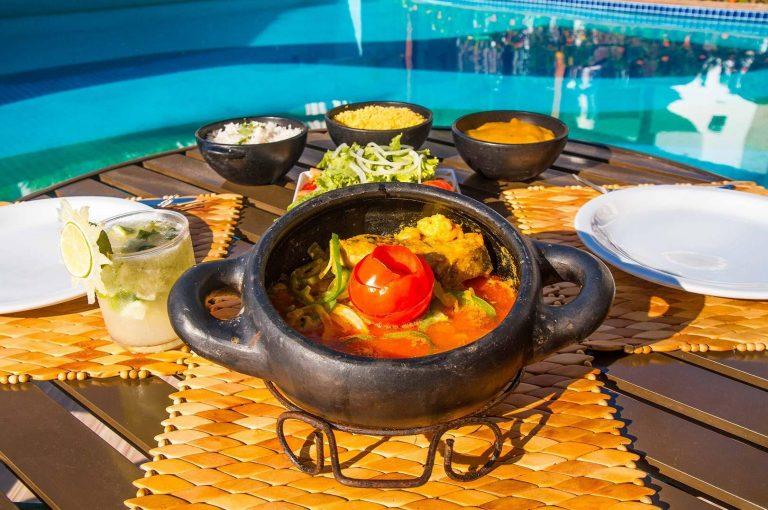 gastronomia portal beach hotel porto seguro 6